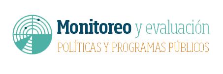 monitoreo y evaluación (Logo)