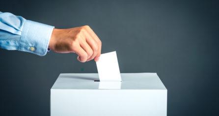 Intención de Voto Agosto 2019